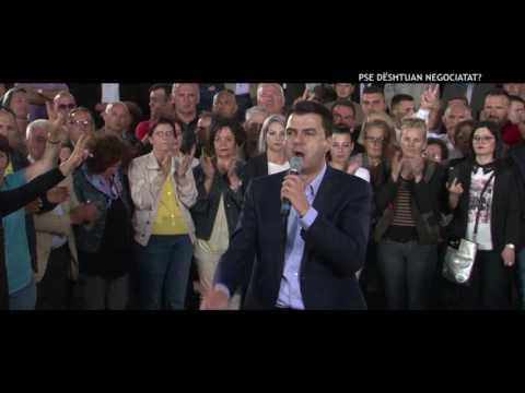 Opinion - Perse deshtuan negociatat? (03 maj 2017)