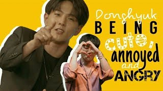 Video Donghyuk Being Cute, Annoyed and Angry MP3, 3GP, MP4, WEBM, AVI, FLV Desember 2018