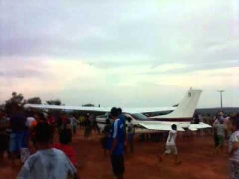 BARREIRAS DO PIAUÍ-PI (AEROPORTO CLEITON MAYA).3gp