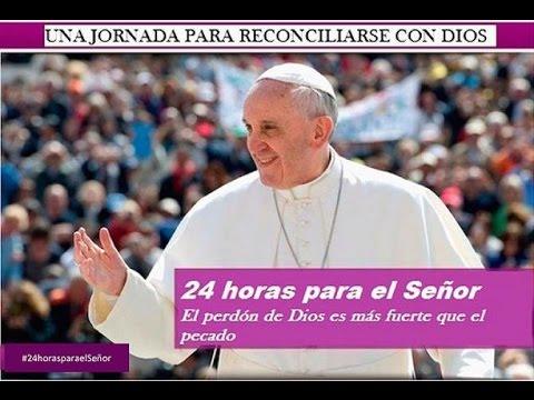 Un deseo del Papa: 24 horas para combatir la indiferencia