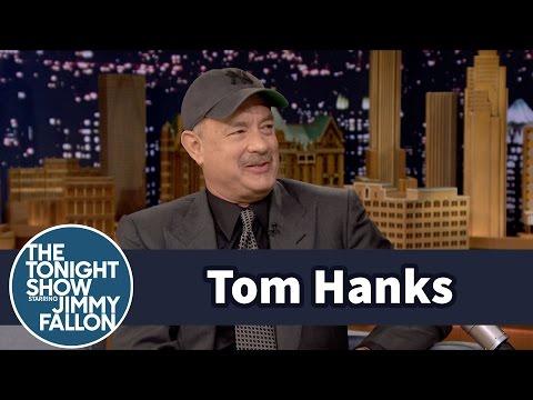 Tom Hanks Always Keeps a Winter Beret and $20 Handy