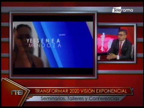 Transformar 2020 visión exponencial seminarios, talleres y conferencias