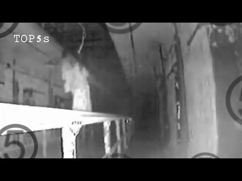fantasmi: le 5 apparizioni più raccapriccianti catturate in video!
