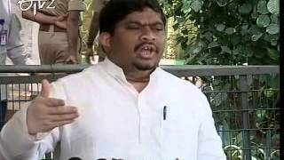 Congress MP Ponnam Prabhakar speaks to media Live