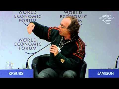 Davos - Lawrence Krauss speaks at: 9:00 45:30 56:20 1:00:00 1:05:30 1:08:20 1:12:20 1:17:00 1:30:40 Original video is located here: http://www.openforumdavos.ch/en/i...
