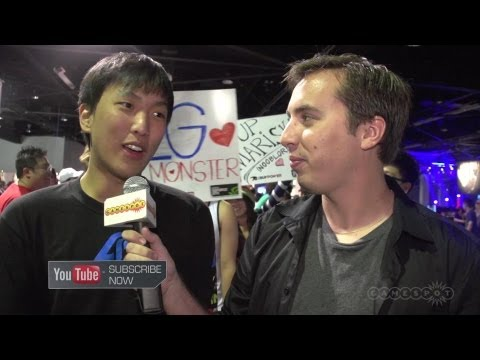 "Doublelift Interview (""Lifting Fans"") - MLG"