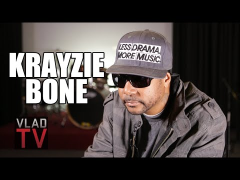 "Krayzie Bone: I Never Thought Chamillionaire's ""Ridin'"" Would Be A Hit"