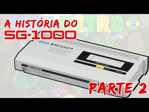 A História do SG-1000 - Parte 2: Jogos de 1984