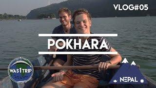 Es folgt der zweite Teil zum Phewa-See Video. Als Perspektivenwechsel dieses mal nicht auf 1 Brücke, sondern im Ruderboot mit drin. Viel Spaß beim anschauen ...