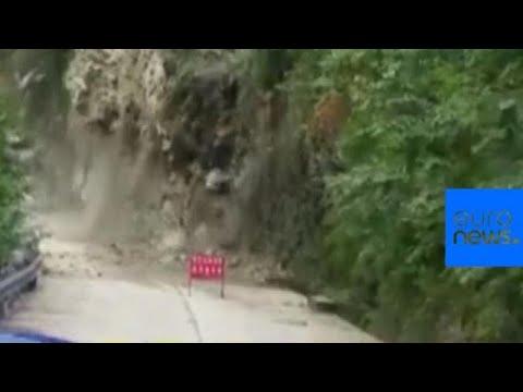Κίνα: Μεγάλη κατολίσθηση στην επαρχία Μπαϊτσουάν Κιάνγκ…