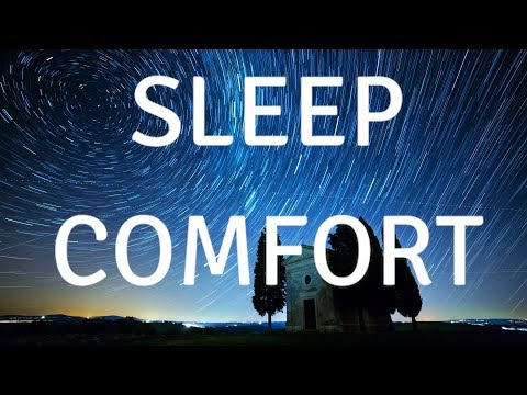 SLEEP COMFORT (with Music) A GUIDED SLEEP MEDITATION FOR DEEP COMFORTING SLEEP, DEEP FAST SLEEP