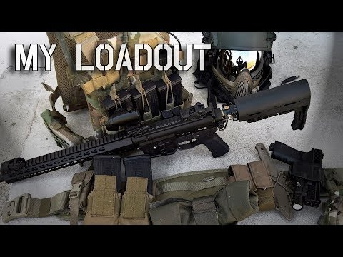 Magfed Paintball Loadout 2018