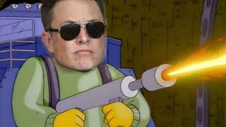 Why Elon Musk's Flamethrowers Are The Hottest Thing Right Now! (Muskwatch w/ Kyle Hill & Dan Casey)