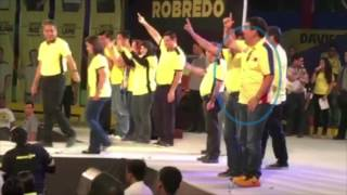 Aquino turns the spotlight on Roxas, Robredo in Iloilo