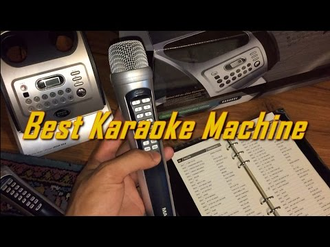 🎤🎼Best Karaoke Machine Sing Along | Fun Party Ideas: Birthdays, Weddings, Celebrations | HD Review