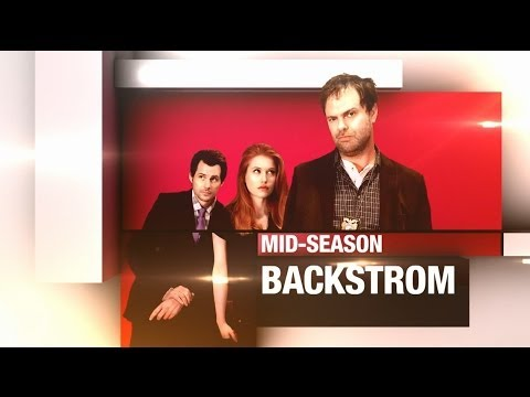 Backstrom - Trailer (Coming to City Fall 2014)