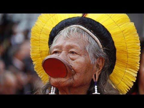 Brasilien: Regenwald-Aktivist Raoni kritisiert »Bolso ...