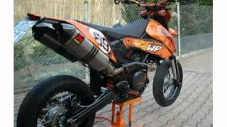 4. 2008 KTM SMC 690 Walkaround - techracers