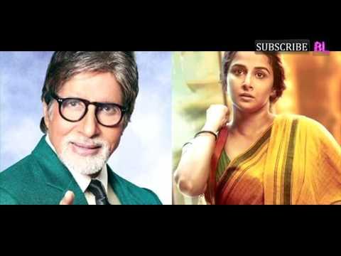 Amitabh Bachchan to be a part of Vidya Balan's K