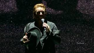 """U2 """"Mothers Of The Disappeared"""" FANTASTIC VERSION / 4K / Joshua Tree 2017 Tour"""