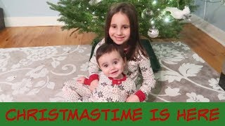 We Got Our Christmas Tree + Matching Pajamas | ThePlusSideOfThings