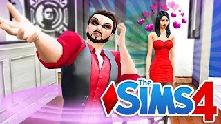 DERP SSUNDEE'S *NEW* WIFE! (Sims 4 #9)