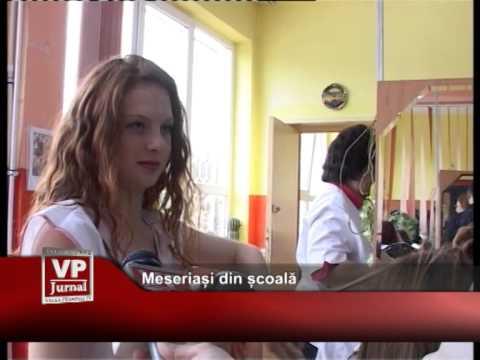 Meseriași din școală