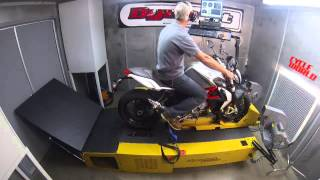 8. Dyno Run: MV Agusta Brutale 800