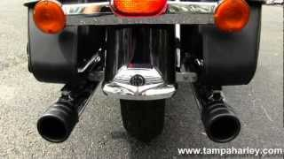 6. Used 2005 Harley-Davidson FLHRC Road King Classic with Screamin' Eagle Exhaust