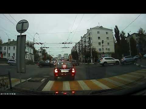Авария в Белгороде