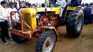 Hindustan tractor in Sorkhi tractor competition
