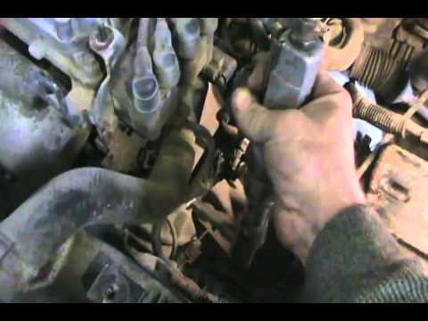 2003 Kia Rio clutch replacement – how to part 1 of 2