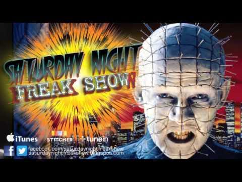 Hellraiser III: Hell on Earth (1992) - Saturday Night Freak Show Podcast