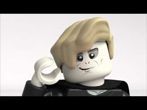 Picture from Lego Harry Potter Game Face video