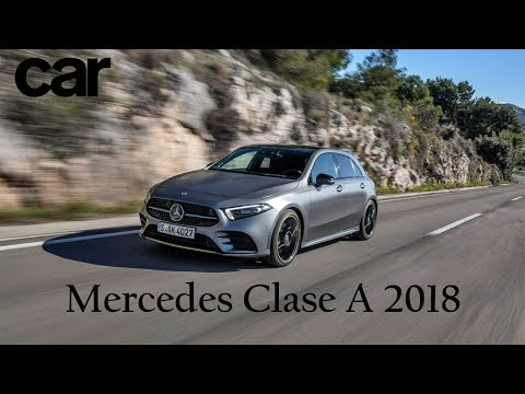 Mercedes Clase A 2018 Prueba Test Review en Español Revista Car