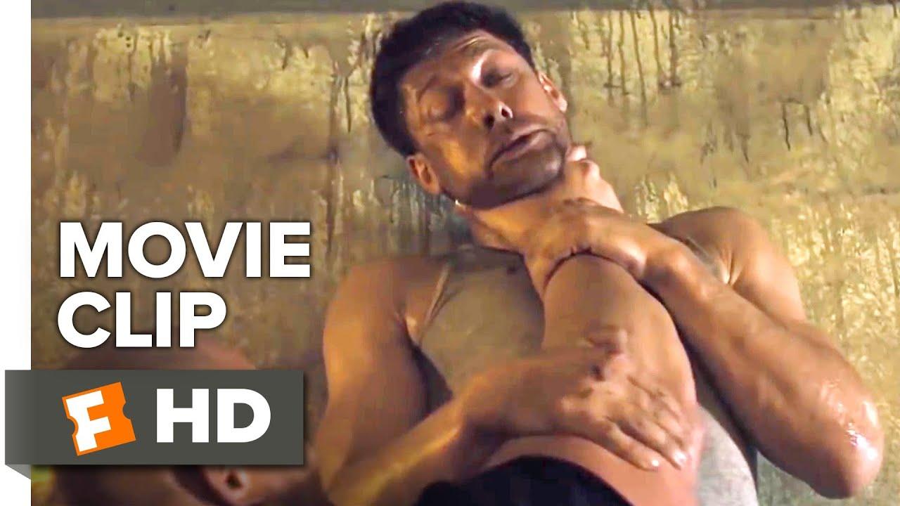 Watch Jean-Claude Van Damme Vs Mike Tyson in Dimitri Logothetis' 'Kickboxer: Retaliation' (Clip)