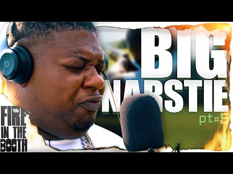 Big Narstie – FIRE IN THE BOOTH pt5