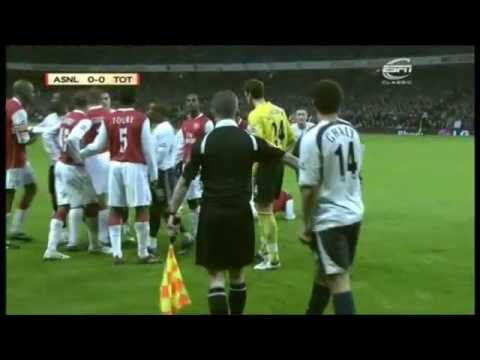 Arsenal 3-1 (aet) Tottenham, League Cup S/F 2007