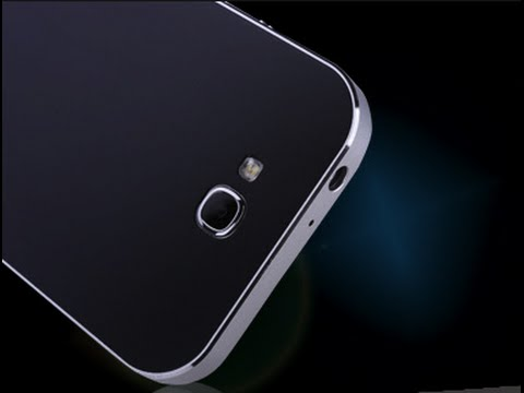 """The """"Amazing"""" Aluminum Cover for the Galaxy Note 2 by HUNTERF"""