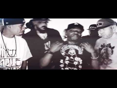 Snowgoons ft Planet Asia, Krondon, Banish, Ras Kass, Aims - What That West Like