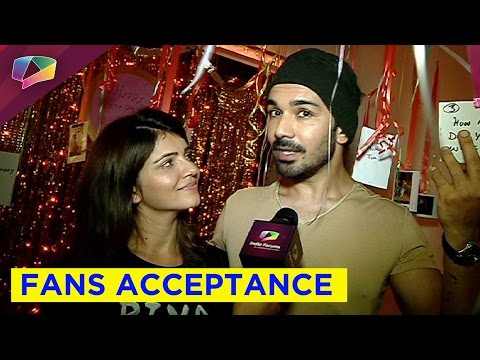 Rubina Dilaik receives fans acceptance on the high
