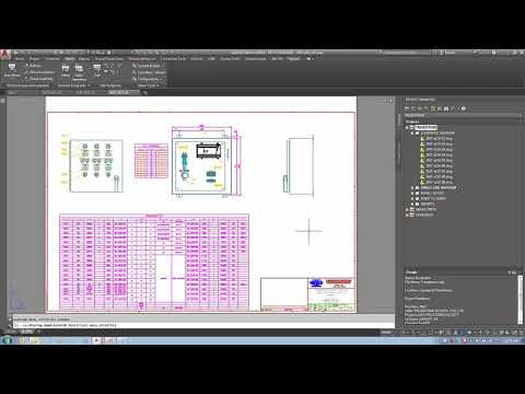 AutoCAD Electrical:  Working With Projects