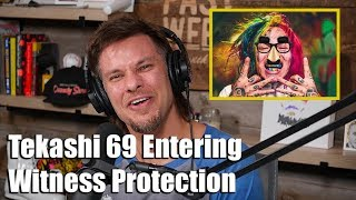 Theo Von on Tekashi 6ix9ine Entering Witness Protection