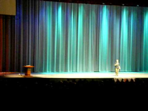 Purdue (Buzz Sutherland 10th time award winning comedian)