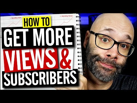 Get More Subscribers and Views Easily