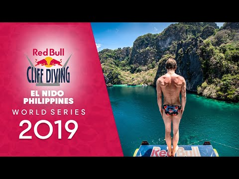 Red Bull Cliff Diving World Series 2019 | Replay From El Nido, Philippines