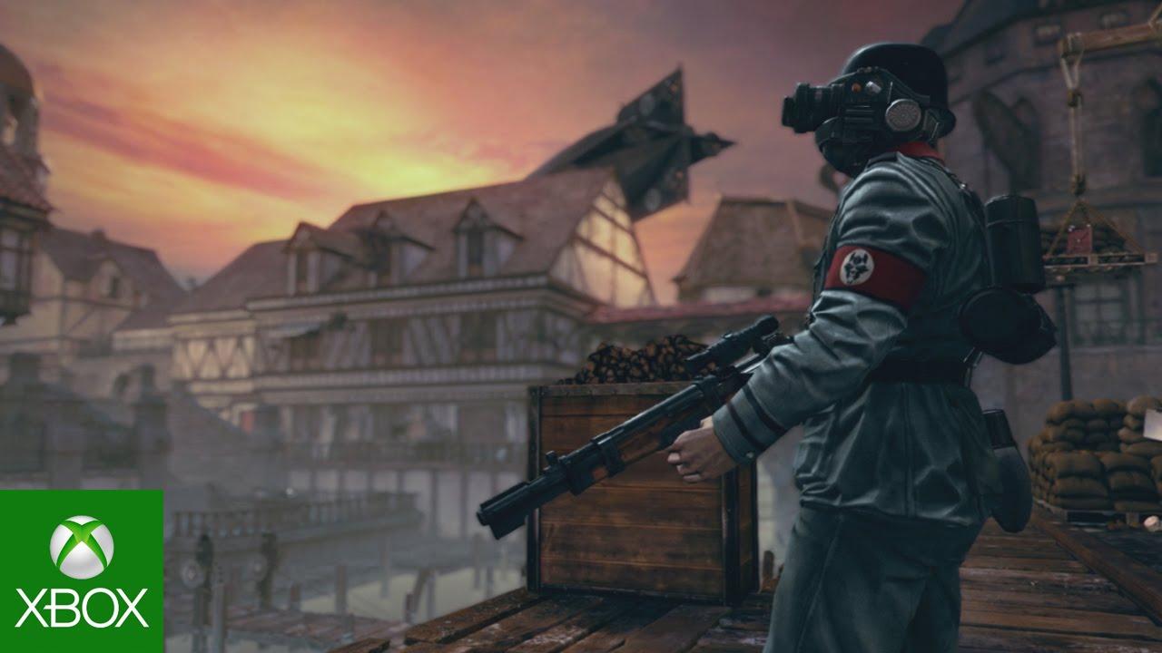 Wolfenstein: The Old Blood – Gameplay Launch Trailer