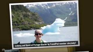 Portage (IN) United States  city photos : Portage Glacier - Anchorage, Alaska, United States