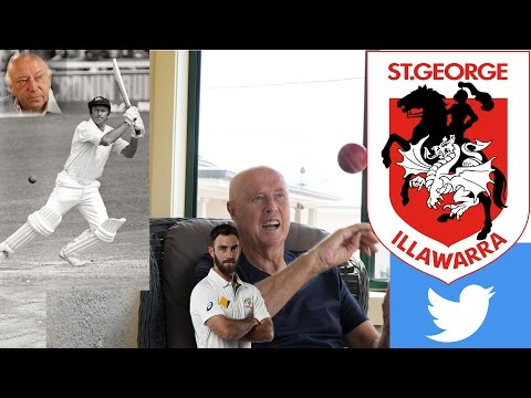 Episode 5 - Doug Walters, Glenn Maxwell's test future and the St George Dragons