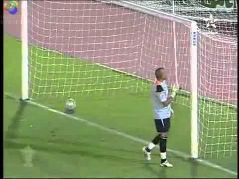 Un arquero marroquí sufrió el gol de penal más insólito de la historia
